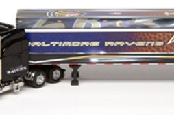 2007 Baltimore Ravens Tractor Trailer