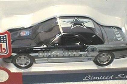 2001 Dallas Cowboys Ford Thunderbird