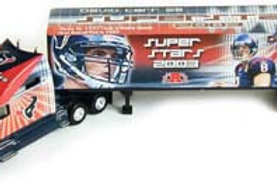 "2003 Houston Texans ""Team Mates"" David Carr Tractor Trailer"