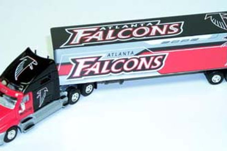 2002 Atlanta Falcons Tractor Trailer