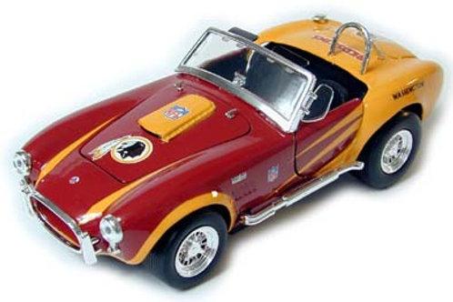 2003 Washington Redskins 1965 Shelby Cobra