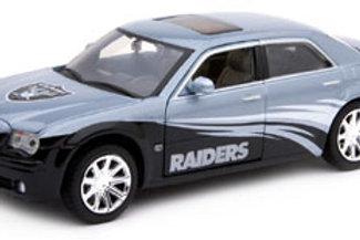 2007 Oakland Raiders Chrysler 300C