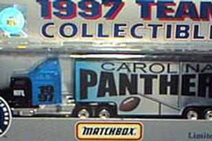 1997 Carolina Panthers Tractor Trailer