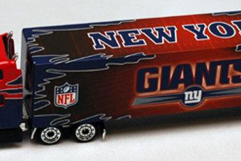 2009 New York Giants Tractor Trailer
