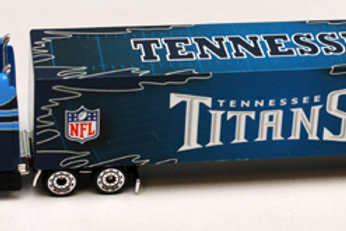 2009 Tennessee Titans Tractor Trailer