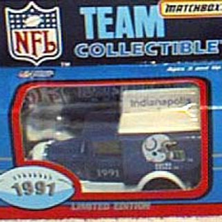 1991 Indianapolis Colts Milk Truck