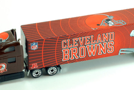 2011 Cleveland Browns Tractor Trailer