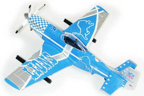 2003 Detroit Lions P-51 Airplane