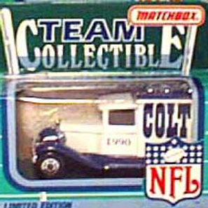 1990 Indianapolis Colts Milk Truck