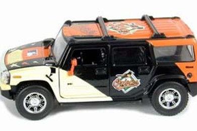 2004 Baltimore Orioles Hummer H2