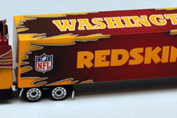 2009 Washington Redskins Tractor Trailer