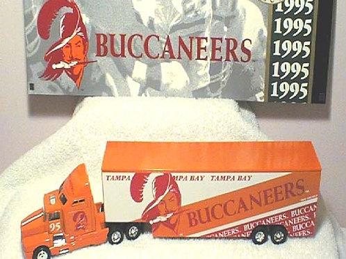 1995 Tampa Bay Buccaneers WRC Tractor Trailer