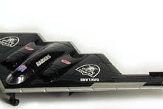 2003 Oakland Raiders B2 Stealth Bomber