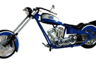 2006 Detroit Lions ERTL OCC Chopper