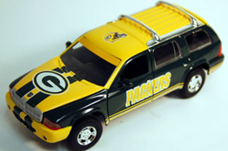 2006 Green Bay Packers Dodge Durango