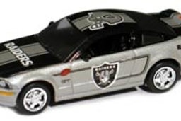 2005 Oakland Raiders Ford Mustang
