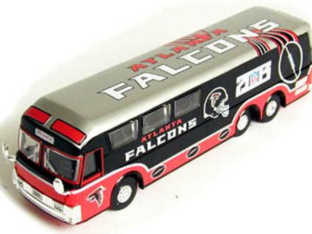 2003 Atlanta Falcons Bus
