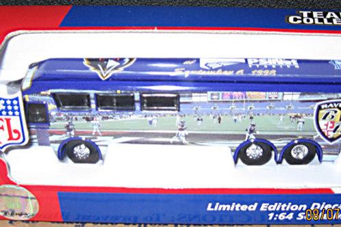 2001 Baltimore Ravens Stadium Bus