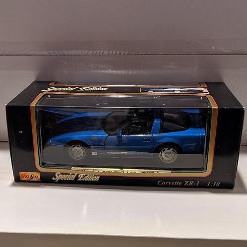 1993 Chevrolet Corvette ZR-1 (blue)