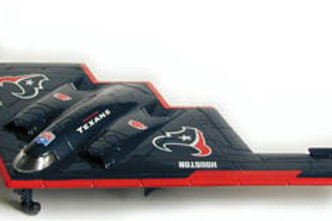 2003 Houston Texans B2 Stealth Bomber