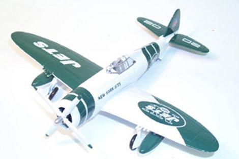 2002 New York Jets P-47 Airplane