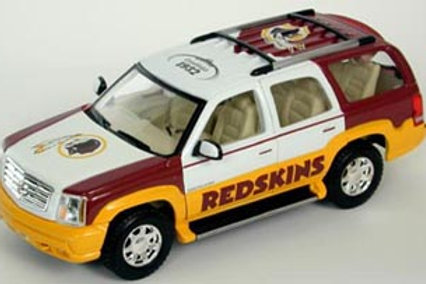 2002 Washington Redskins Cadillac Escalade