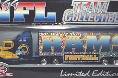 1999 ST. Louis Rams Tractor Trailer