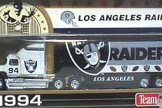 1994 Los Angeles Raiders Tractor Trailer