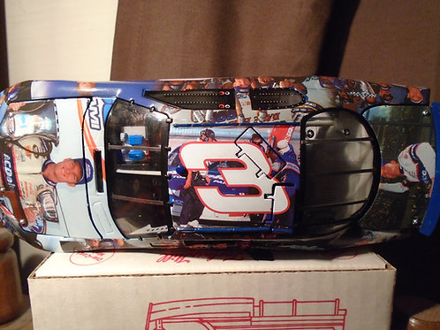 "Dale Earnhardt Jr. #3 Chevrolet Monte Carlo ""Milestones"" 98 & 99 Busch Champion"