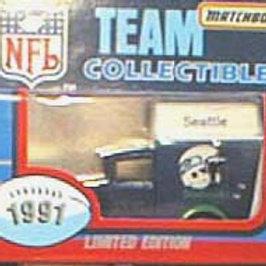 1991 Seattle Seahawks Milk Truck