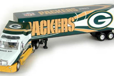 2003 Green Bay Packers Tractor Trailer