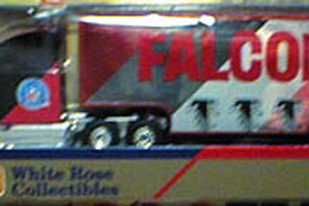 1996 Atlanta Falcons Tractor Trailer