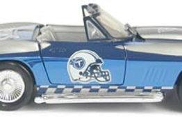 2004 Tennessee Titans 1967 Corvette