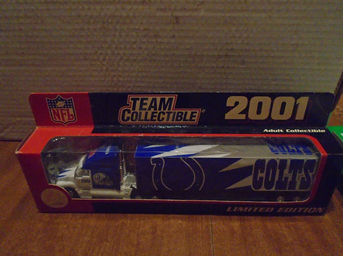 2001 Indianapolis Colts Tractor Trailer