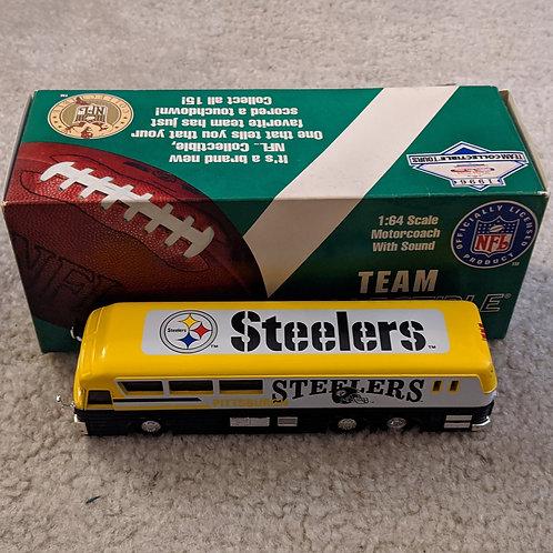 1996 Pittsburgh Steelers Talking Bus