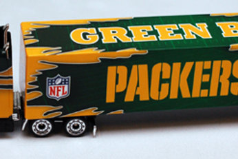 2009 Green Bay Packers Tractor Trailer