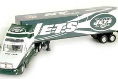 2003 New York Jets Tractor Trailer
