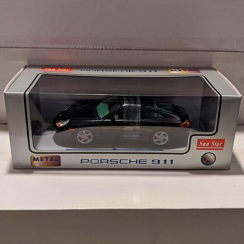 Porsche 911 Carrera (black)