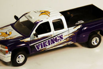 2006 Minnesota Vikings Chevrolet Silverado Daully