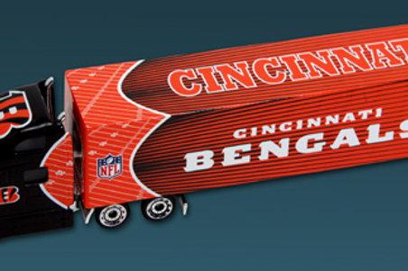 2010 Cincinnati Bengals Tractor Trailer