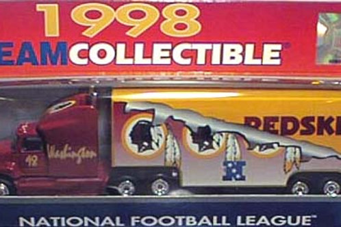 1998 Washington Redskins Tractor Trailer