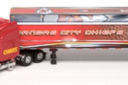 2007 Kansas City Chiefs Tractor Trailer