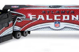 2008 Atlanta Falcons Tractor Trailer