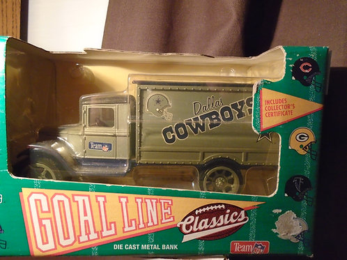 1993 Dallas Cowboys ERTL Box Truck
