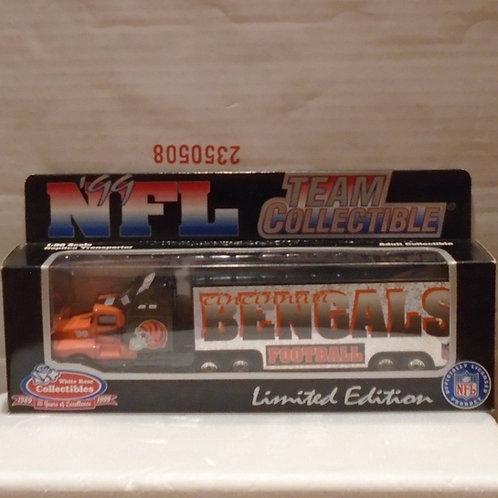 1999 Cincinnati Bengals Tractor Trailer