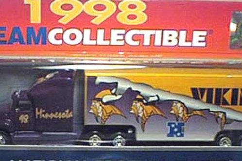 1998 Minnesota Vikings Tractor Trailer