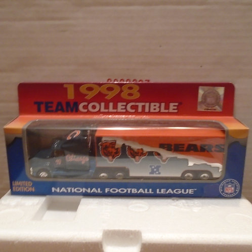 1998 Chicago Bears Tractor Trailer