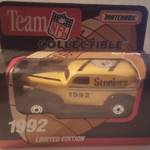 1992 Pittsburgh Steelers Delivery Van