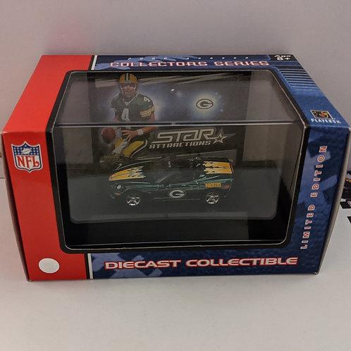 2006 Green Bay Packers Chevrolet Corvette C6 w/Case