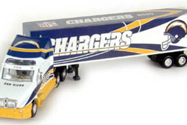 2003 San Diego Chargers Tractor Trailer